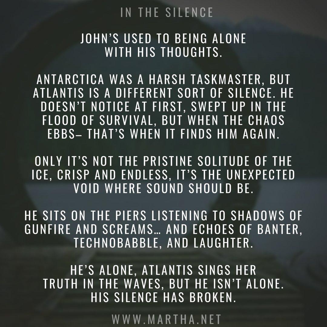 In the Silence (Stargate Atlantis) « Martha net
