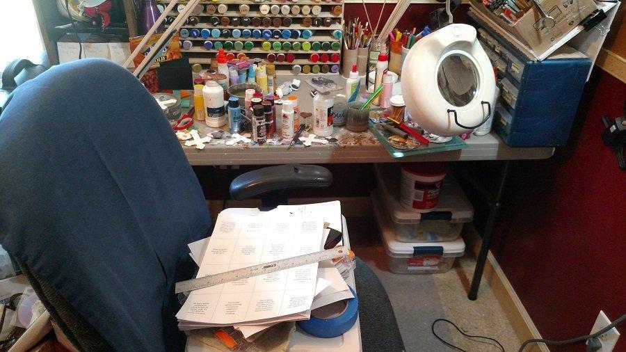 Disorganized Chaos (aka Fun!)